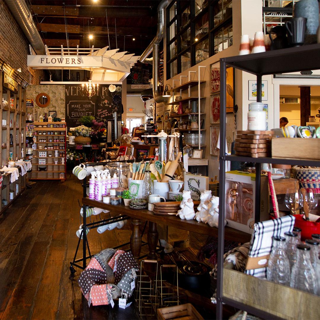 Shop the Mercantile Rock Hill, SC
